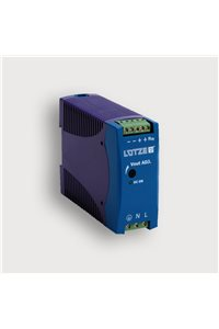 Lutze Dra60-24a 24vdc 60w Output Power Supply