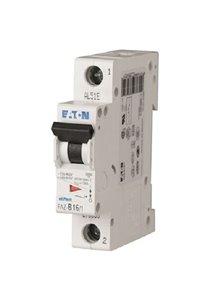 FAZ-B6/1 - Circuit breaker, Thermal magnetic 1P 6A - NEW