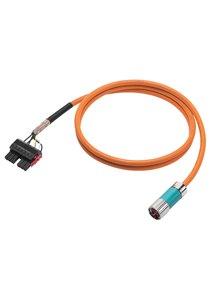 signal cable pre-assembled - 6FX5002-2EQ10-1CF0 - 25m