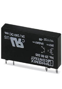 Miniature solid-state relay - OPT-24DC/ 24DC/ 2 - 296659