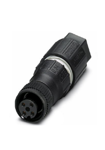 Connector - SACC-M12FS-4QO-0,75 - 1641756