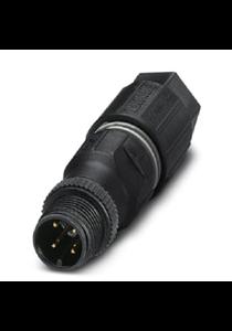 Connector - SACC-M12MS-4QO-0,75 - 1641769