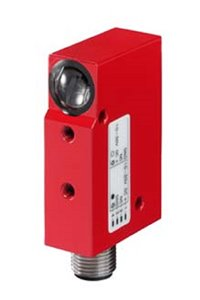 PRK 18/24 DL.46 - Polarized retro-reflective photoelectric sensor Leuze