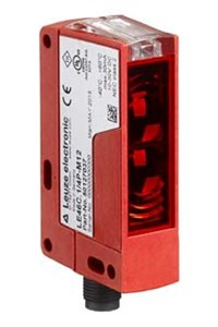 PRK46C/4P-M12 - Polarized retro-reflective photoelectric sensor